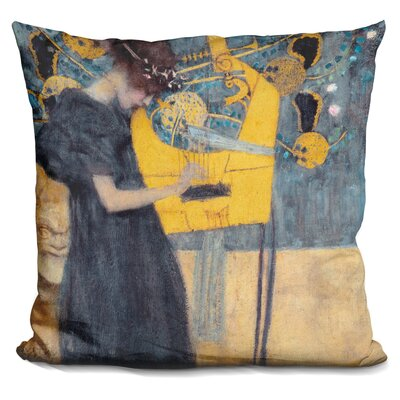 Maselli Musik Throw Pillow