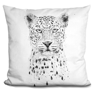 Paulus Raining Again Throw Pillow