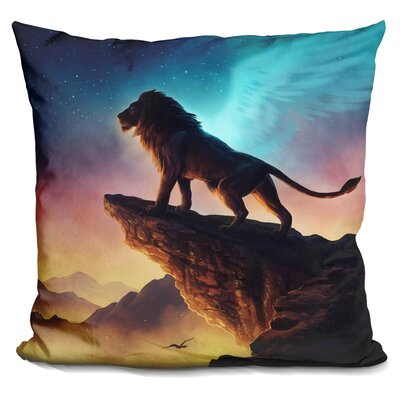 Free Like A Bird Throw Pillow