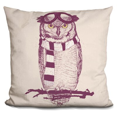 Payan the Aviator Throw Pillow