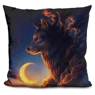 En Moon Throw Pillow