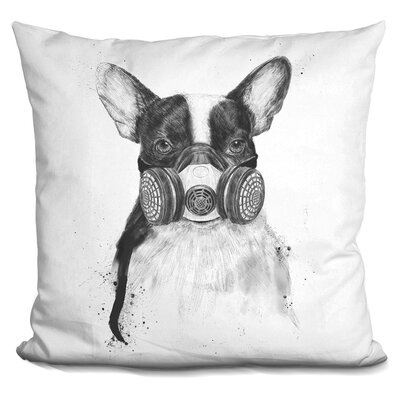 Paylor Big City Life Throw Pillow