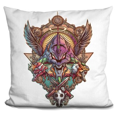 Bt Eva Throw Pillow