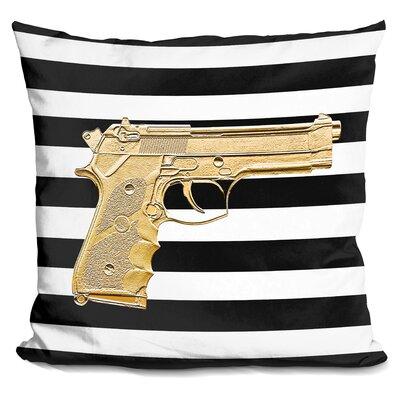 Elston Armed Throw Pillow