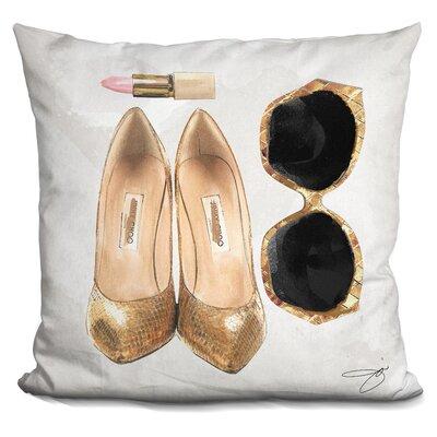 Bladon Pretty Things Throw Pillow