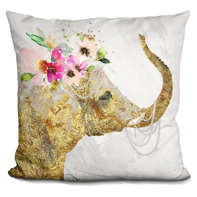 Chesser All Thing Good Throw Pillow