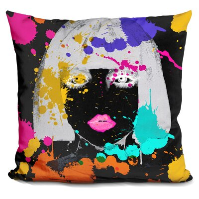 Why So Negative Throw Pillow