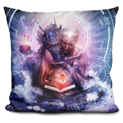 Perhaps the Dreams Are of Soul Throw Pillow