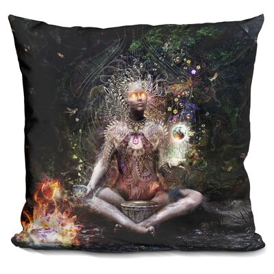 Sacrament for the Sac Dream Throw Pillow