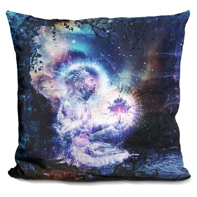 Shoulders and Giants I Throw Pillow
