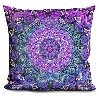 Corinna Love Mandala Throw Pillow