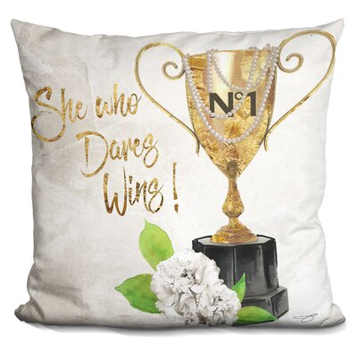Boathaven Dares Throw Pillow