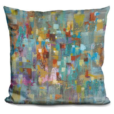 Siple Confetti Throw Pillow