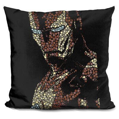 Ironman Throw Pillow