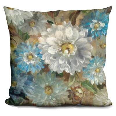 Giuliano Secret Garden Throw Pillow