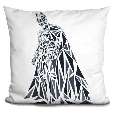 Batman Dark Knight Throw Pillow