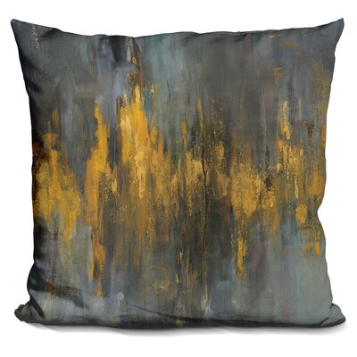 Sistrunk Abstract Throw Pillow