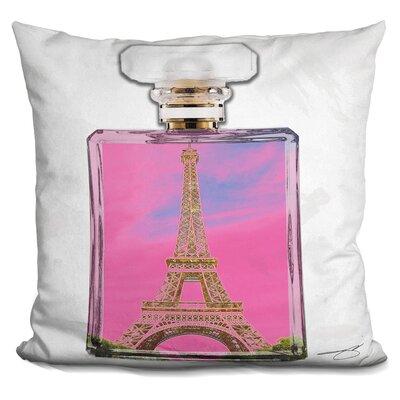 Isaiah Paris Scent Throw Pillow