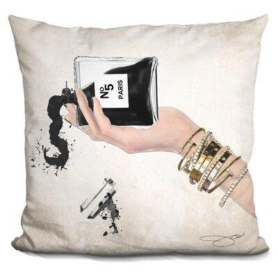 Jakubowski Spill Throw Pillow