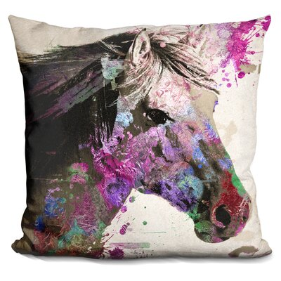 Mattia Storm Throw Pillow