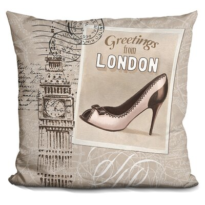 Gilreath World Fashion Throw Pillow