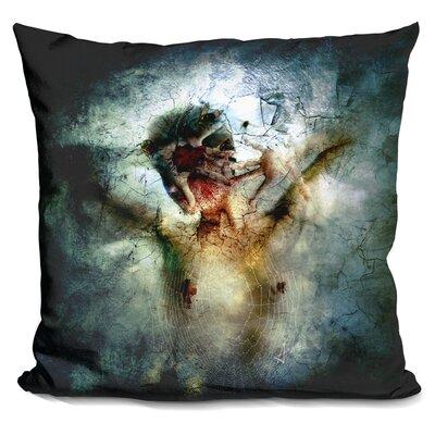 I Break Throw Pillow