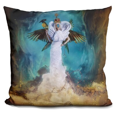 Emperor of Nothing Throw Pillow