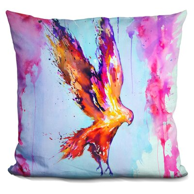 Hyperion Throw Pillow
