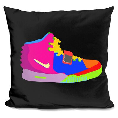 Air Yeezy and Them Throw Pillow