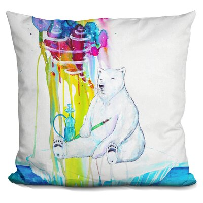 Mint Throw Pillow