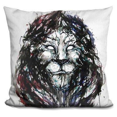Ozymandius Throw Pillow