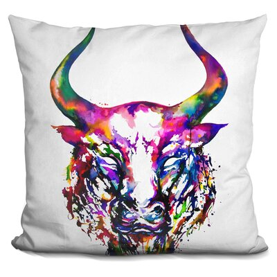 Philosopher Throw Pillow