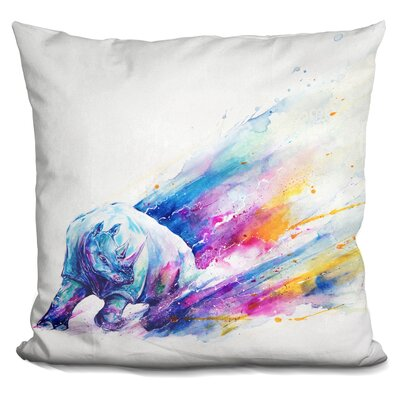 Marchesi Ajax Throw Pillow