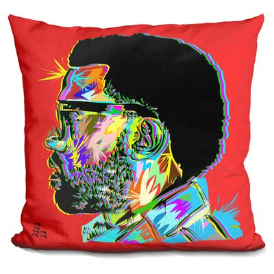 West Throw Pillow