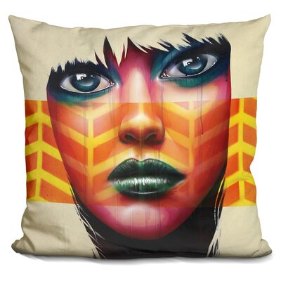 The 6Th Sense Throw Pillow