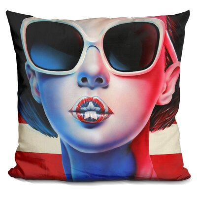 The New National Anthem Throw Pillow