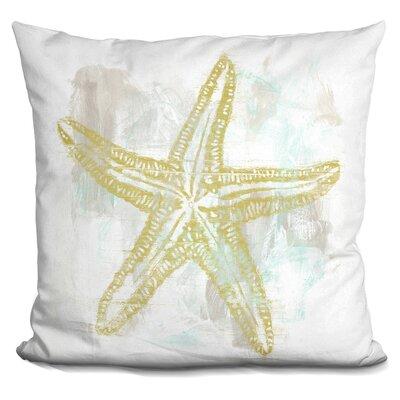 Bucholz Seaside Blockprints Throw Pillow