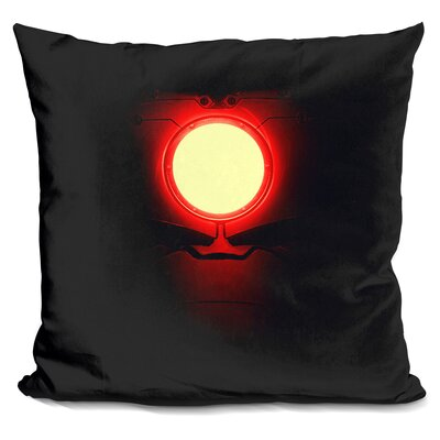 The Armor Throw Pillow