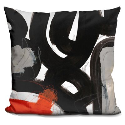 Pena Chromatic Impulse Throw Pillow
