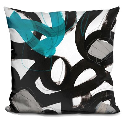 Penaflor Chromatic Impulse Throw Pillow
