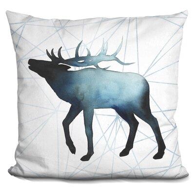 Leong Animal Silhouettes Throw Pillow