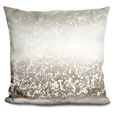 Elliana Obsidian Mist Throw Pillow