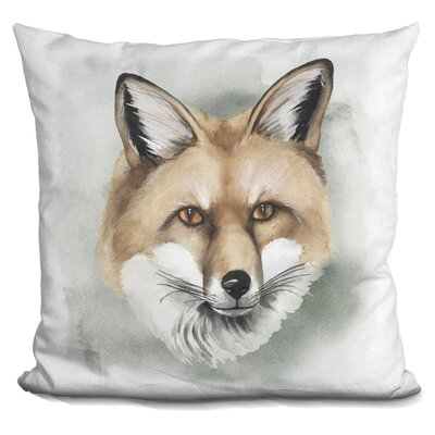 Olivar Animals Throw Pillow