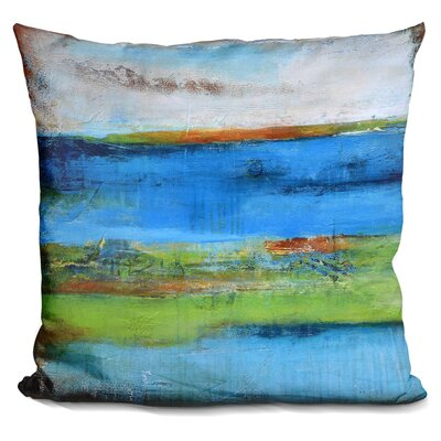 Yasin Ridge Escape Throw Pillow