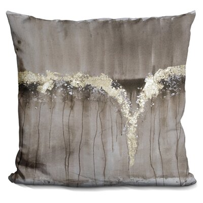 Edgware Champagne and Falls Throw Pillow