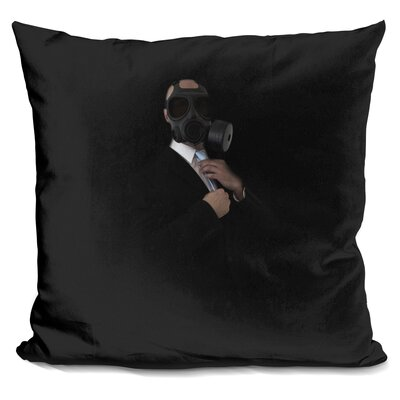 Apocalyptic Style Throw Pillow