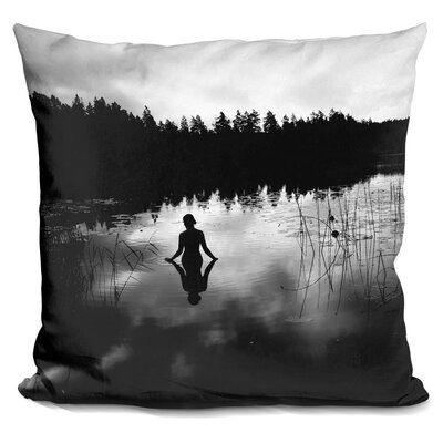 Lenfestey Reflecting Beauty Throw Pillow