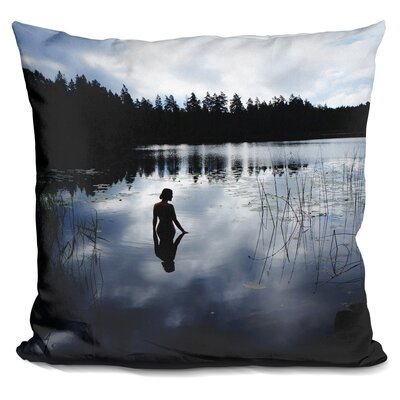 Magliozzi Reflecting Beauty Throw Pillow