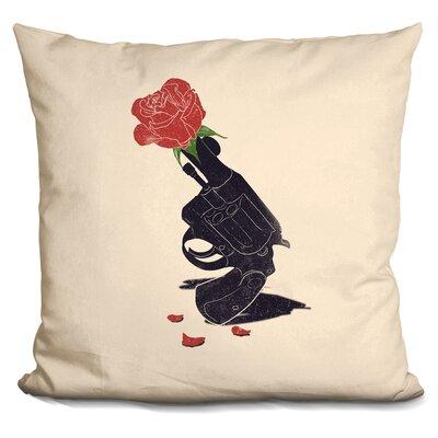 Cease Fire Throw Pillow