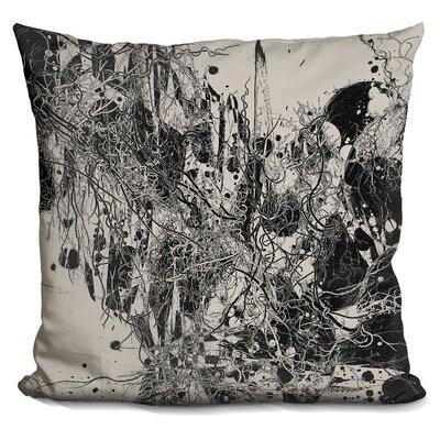 Coexistence Throw Pillow